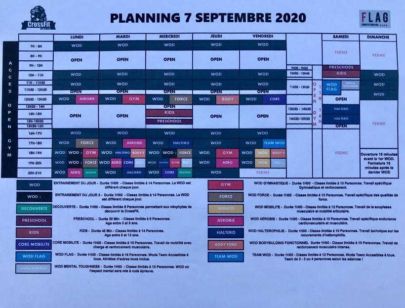 PLANNING 2020 SITE
